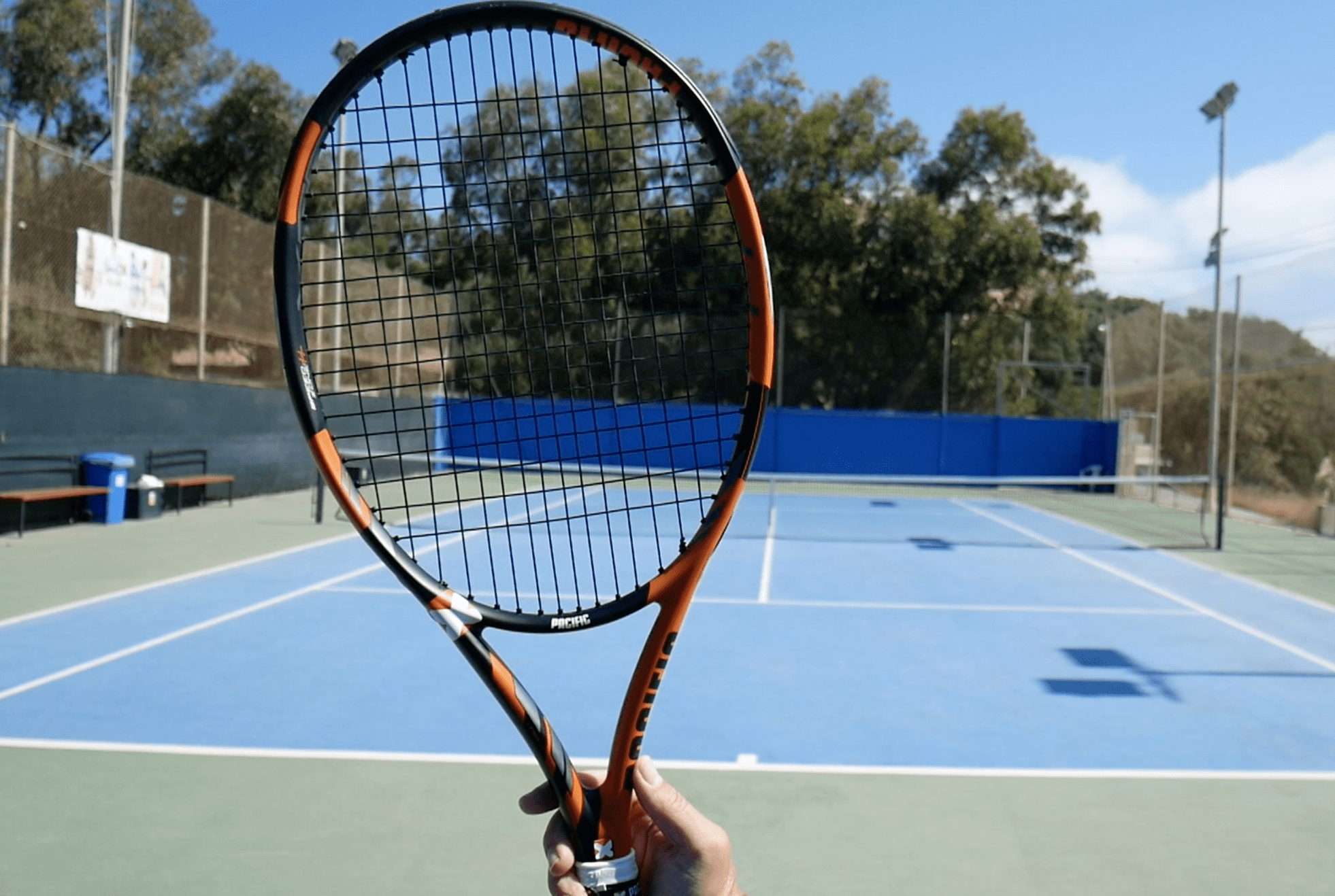 Pacific X Fast Pro Racquet Review