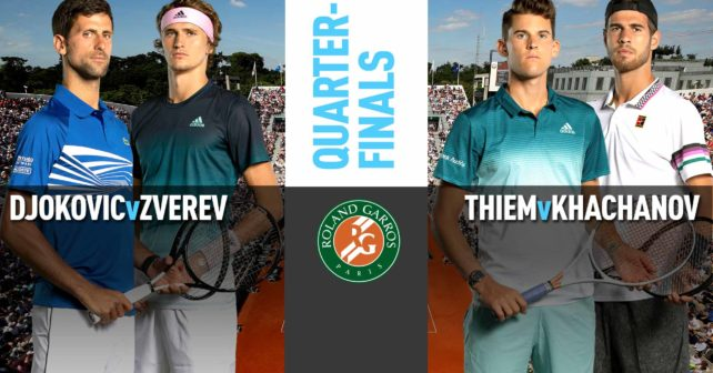 French Open Predictions: Quarterfinals