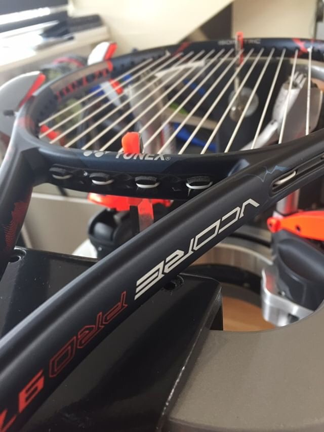 Tennis Stringing Machine >> Tecnifibre Ice Code String Review - Tennisnerd String Reviews