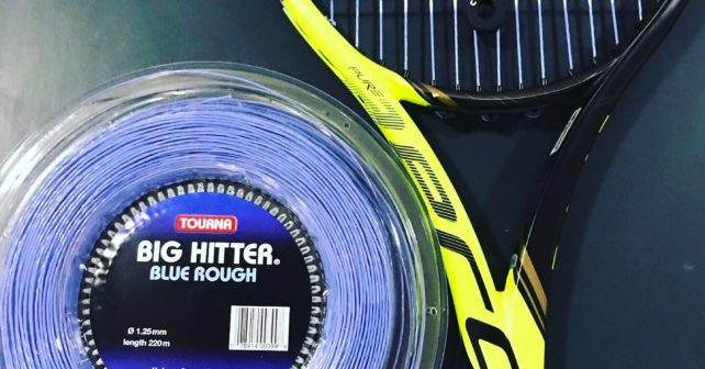 Tools to play better tennis
