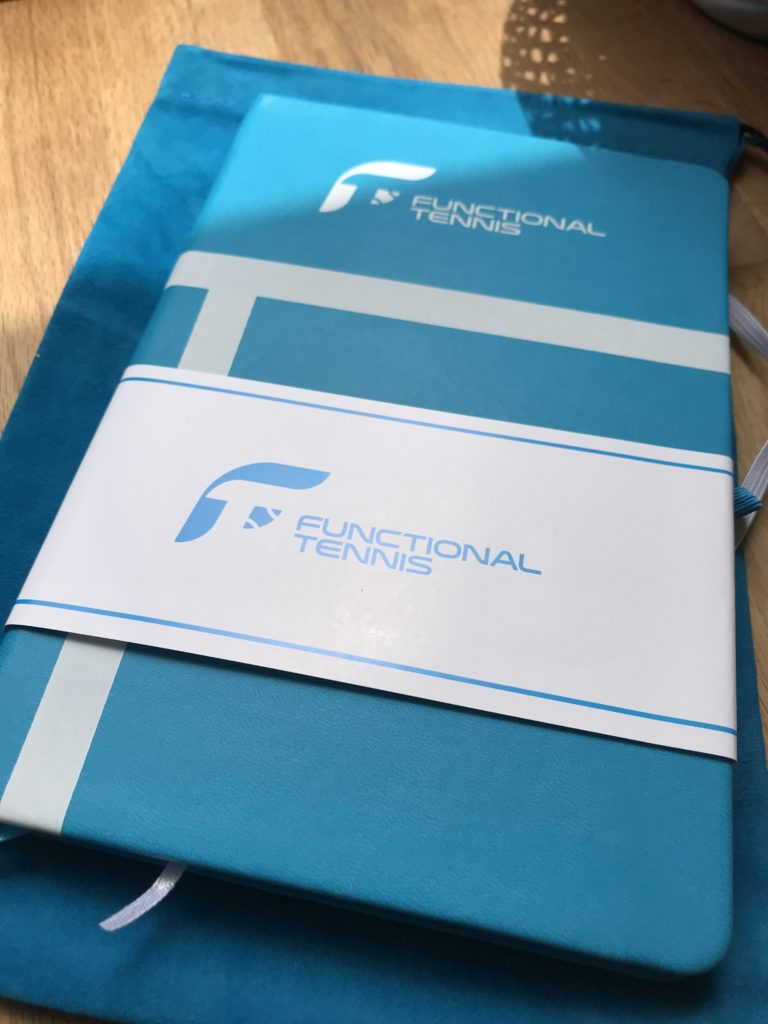 Functional Tennis Match Journal Review