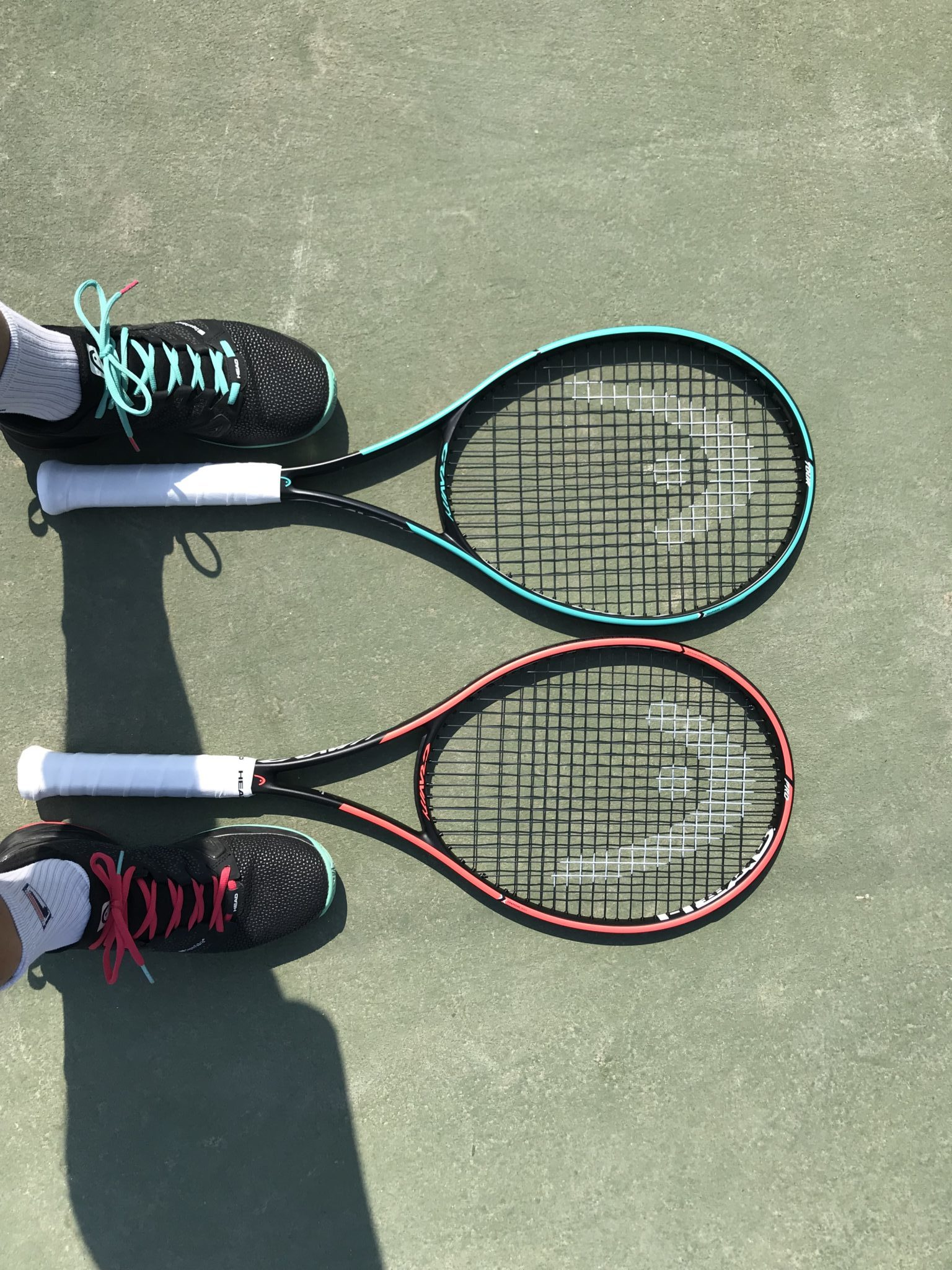 Head Gravity Racquet Review Test Of Graphene 360 Gravity Racquets