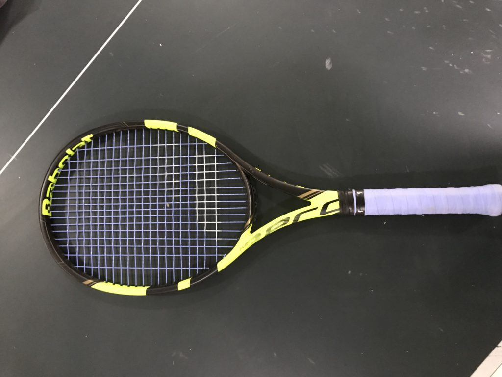 Babolat Pure Aero VS Tour Racquet Review