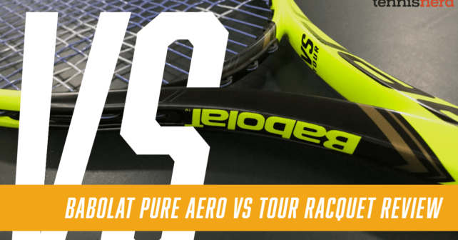 Babolat Pure Aero VS Tour Racquet Review