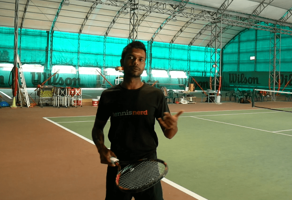 Tennisnerd Academy: The forehand