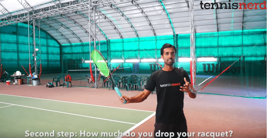 Questions about the forehand - Tennisnerd Academy