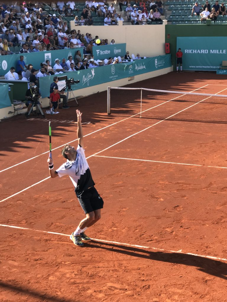 Senior Masters Cup 2019 - Ferrer, Lopez