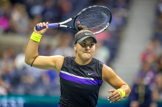 Bianca Andreescu Even Has Her Coach Stunned