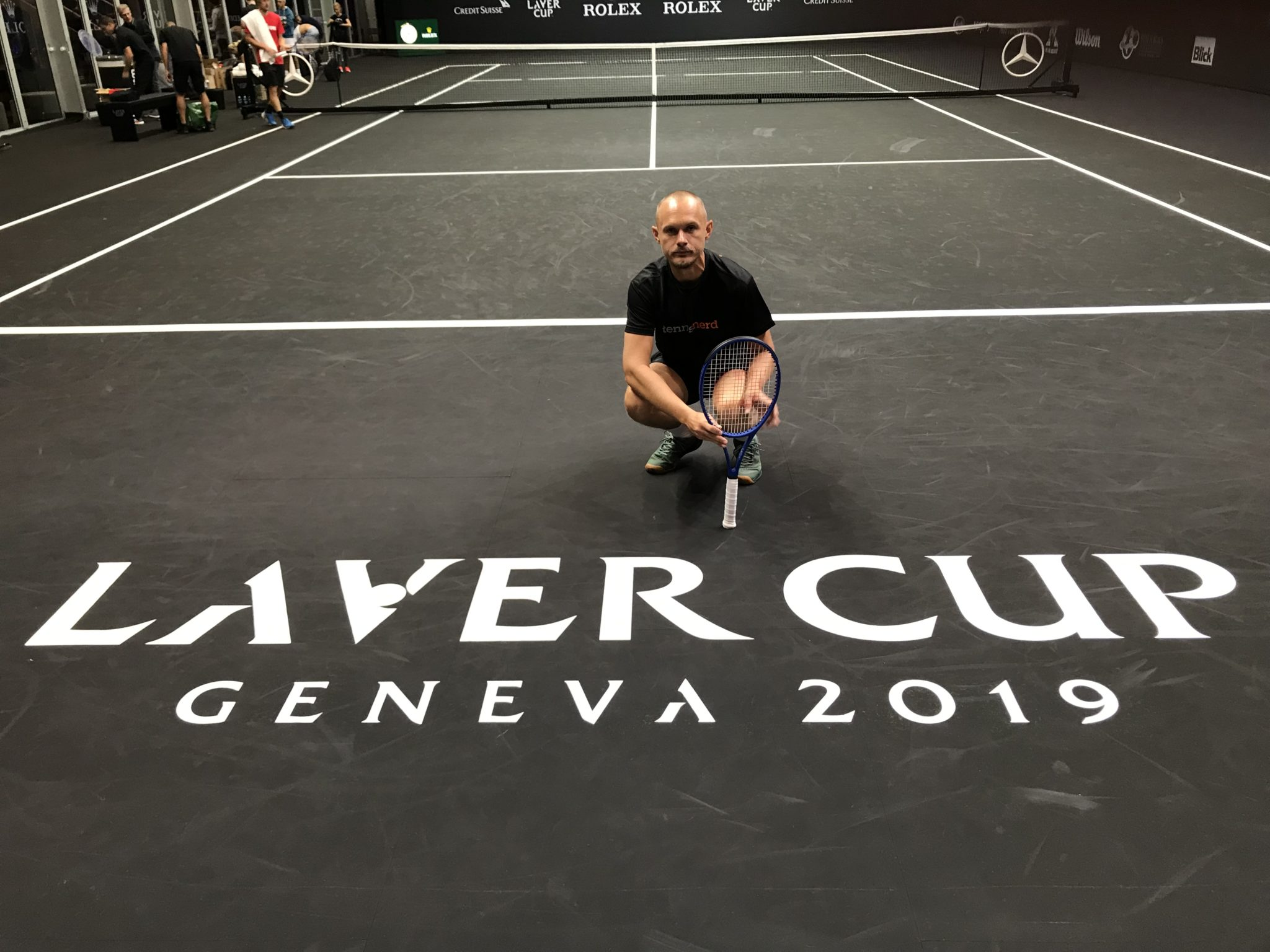 A Day a the Laver Cup
