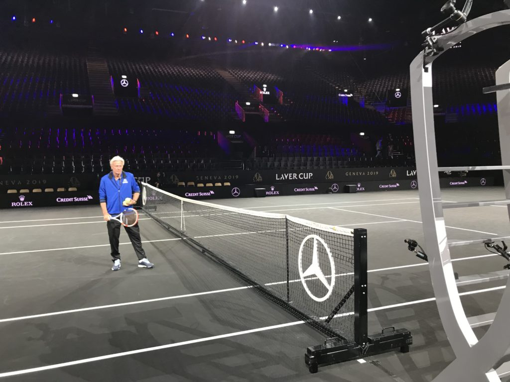 A Day at the Laver Cup