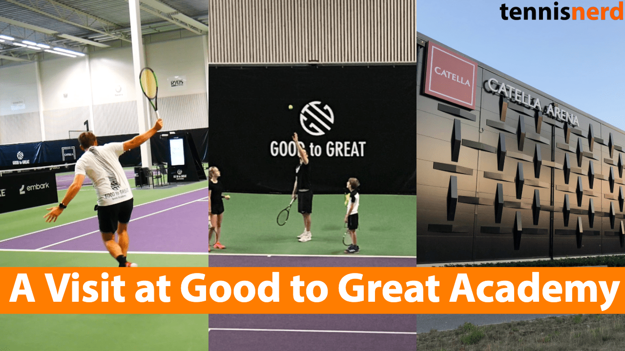 A visit to Good to Great Academy