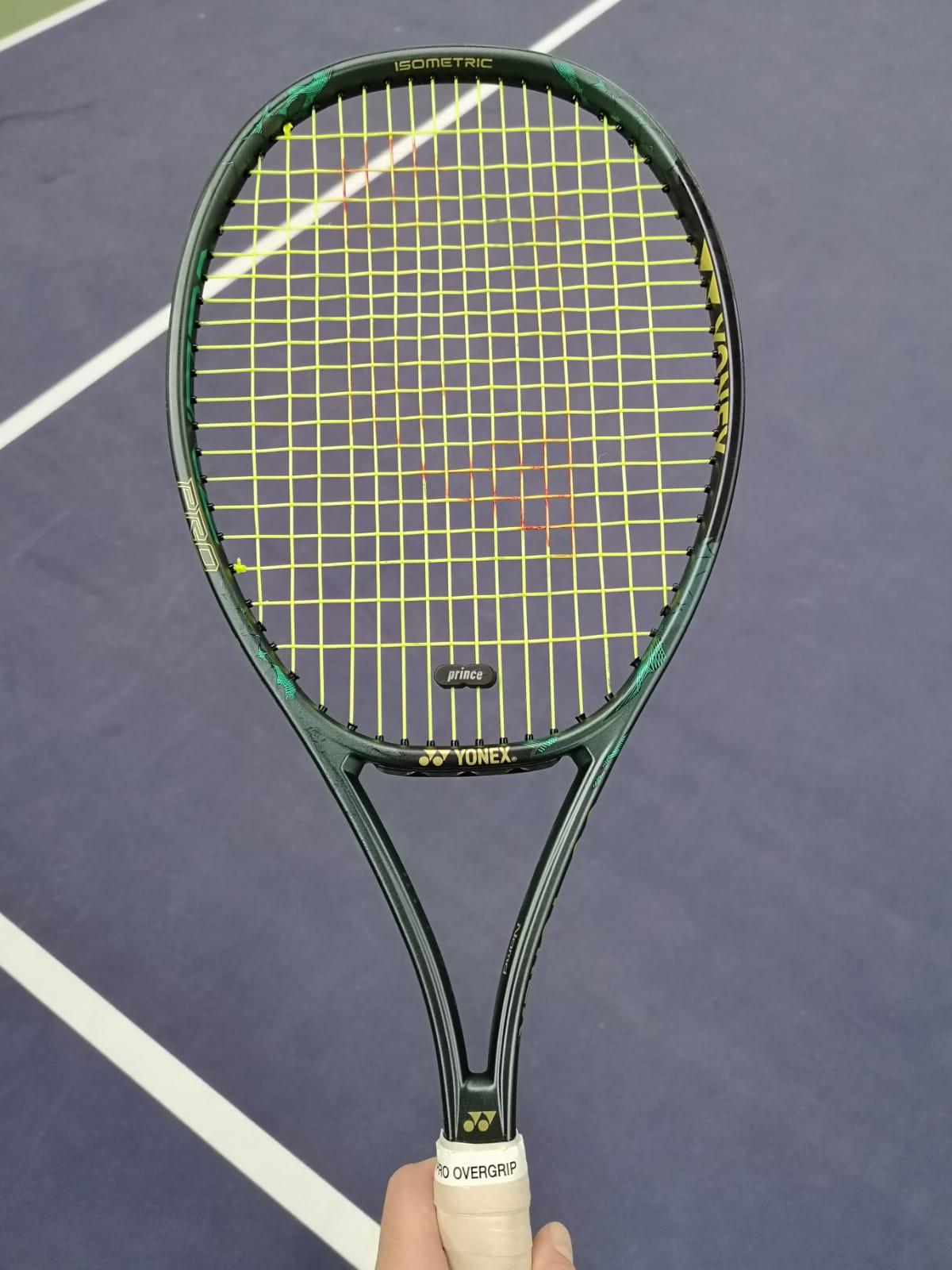 Yonex VCORE Pro 97 Racquet Review