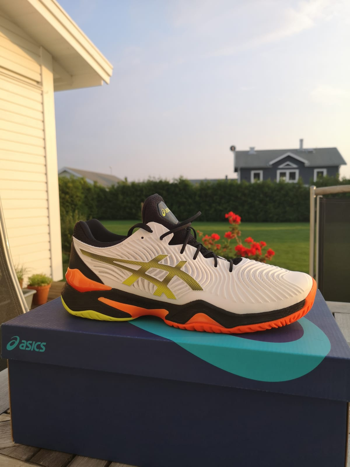 Asics Court FF 2 Tennis Shoe Review
