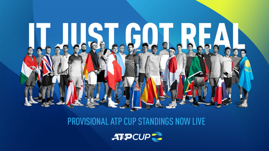 What is the ATP Cup
