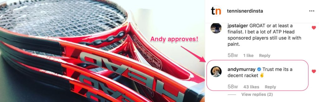 Andy Murray's PT57A2