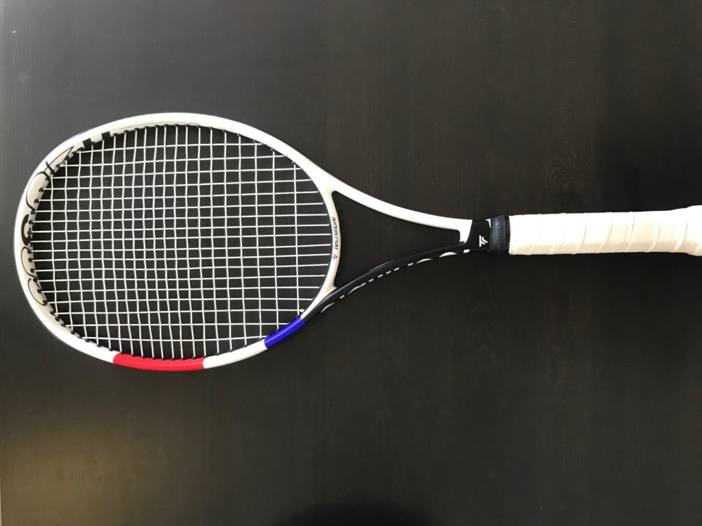 Tecnifibre TF40 Racquet Review